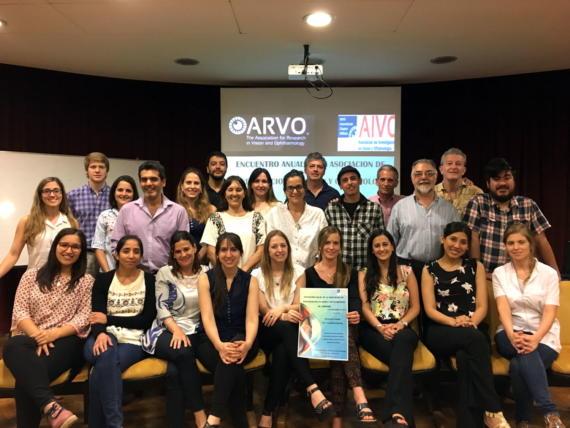Reunión anual de la Asociación de Investigación en Visión y Oftalmología ( AIVO) de Córdoba 2017